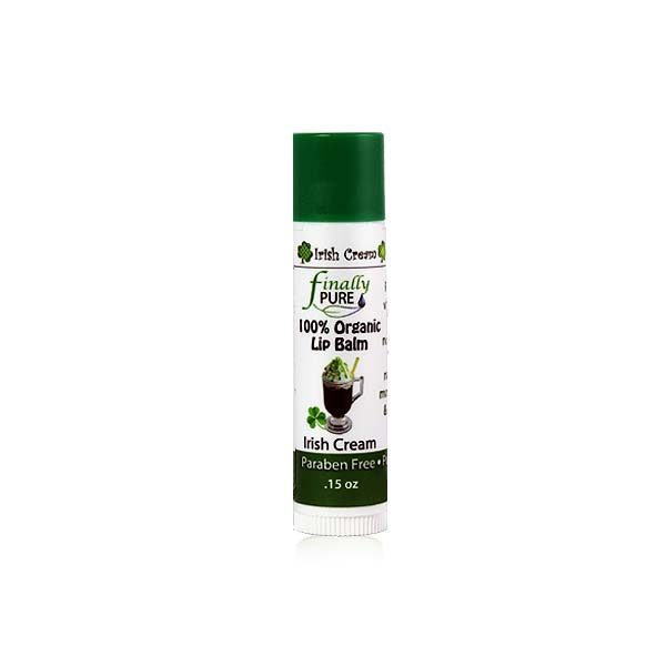Organic Irish Cream Lip Balm