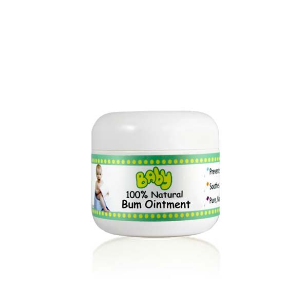 Organic Baby Bum Ointment