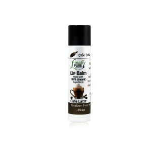 Organic Cafe Latte Lip Balm