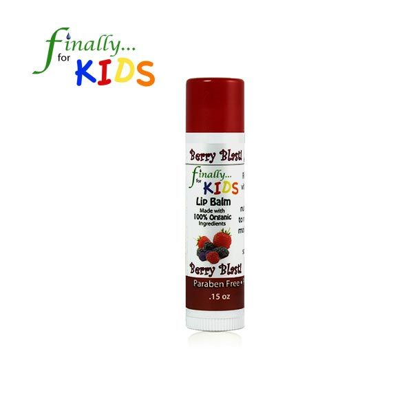 Kids Berry Blast Organic Lip Balm