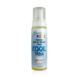 Kids Cool Mint Blast Foaming Shower Soap