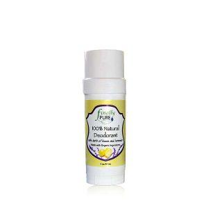 Lemon Lavender Deodorant