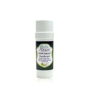 Men's Herbal Fresh Scent Deodorant