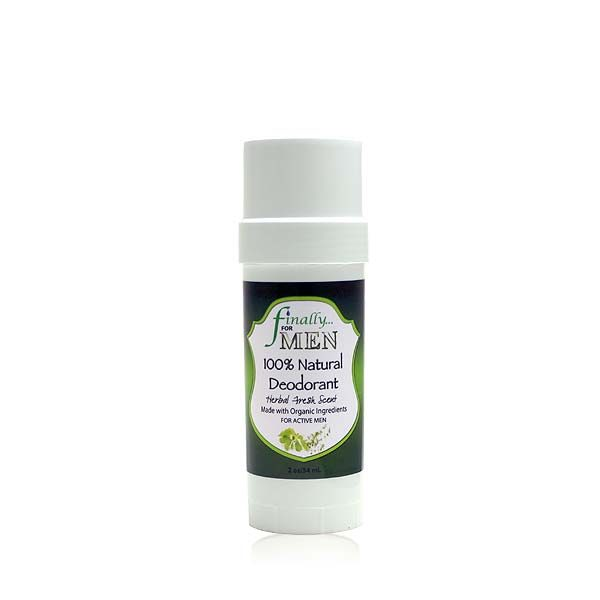Men's Herbal Fresh Scent Deodorant