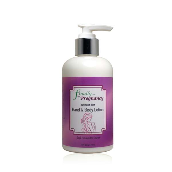 Lavender Pregnancy Lotion