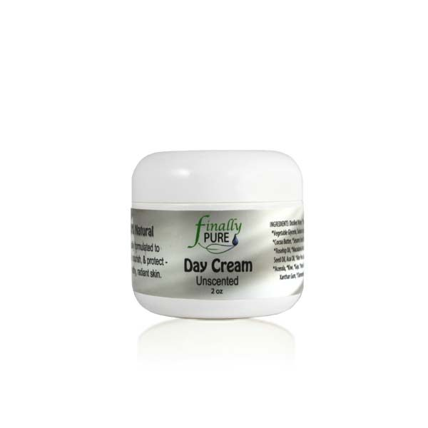 Unscented Day/Night Cream