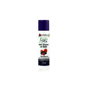 Organic Wildberry Lip Balm